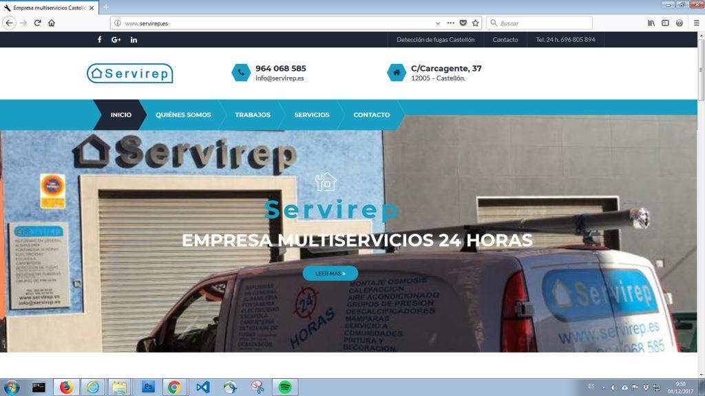 paginas web castellon