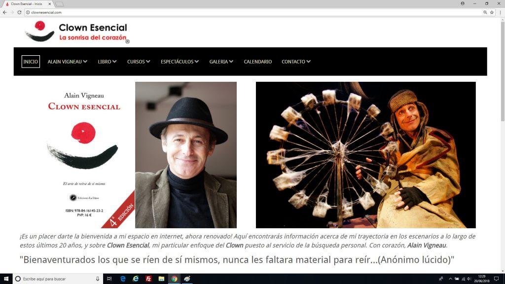 sitio web Castellón