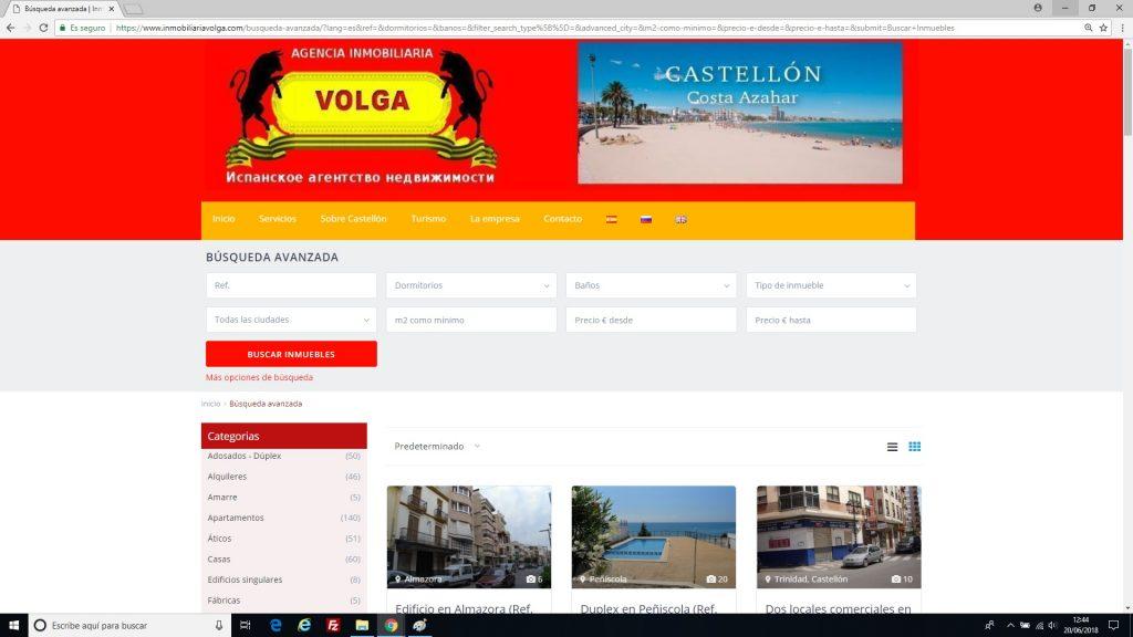Diseñamos tu web inmobiliaria | Gen72